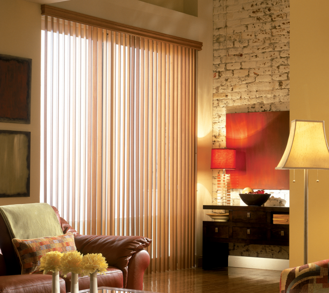 Blinds Installation of Vertical blinds